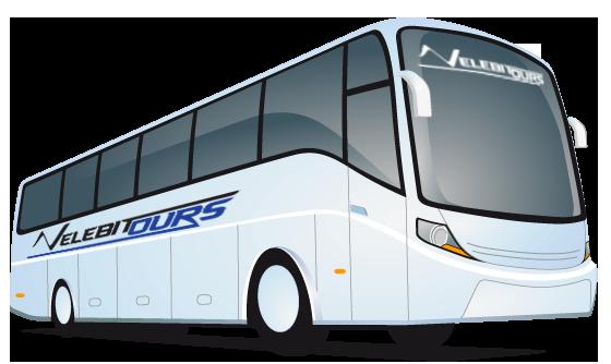 Velebit Tours Prijevoz Putnika Stalne Autobusne Linije Povoljne Karte